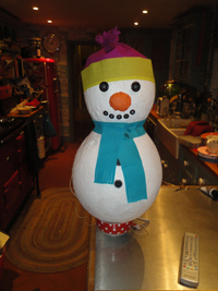 Snowman for blog