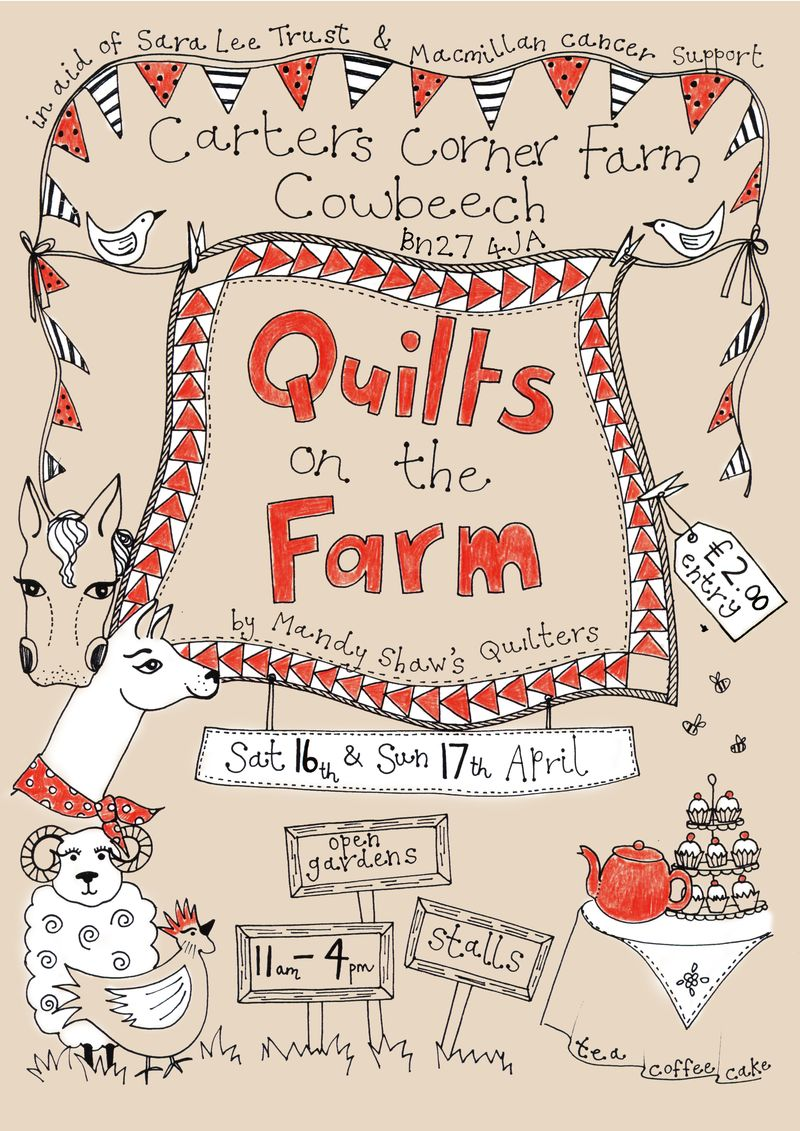 A3 QUILTS ON THE FARM