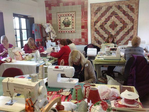 Xmas workshops at Cowslip in Cornwall